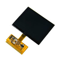 New Version A3 A4 A6 VDO LCD Display for for VW V-olkswagen For a-udi A3 A6 LCD display Replacing Old Version