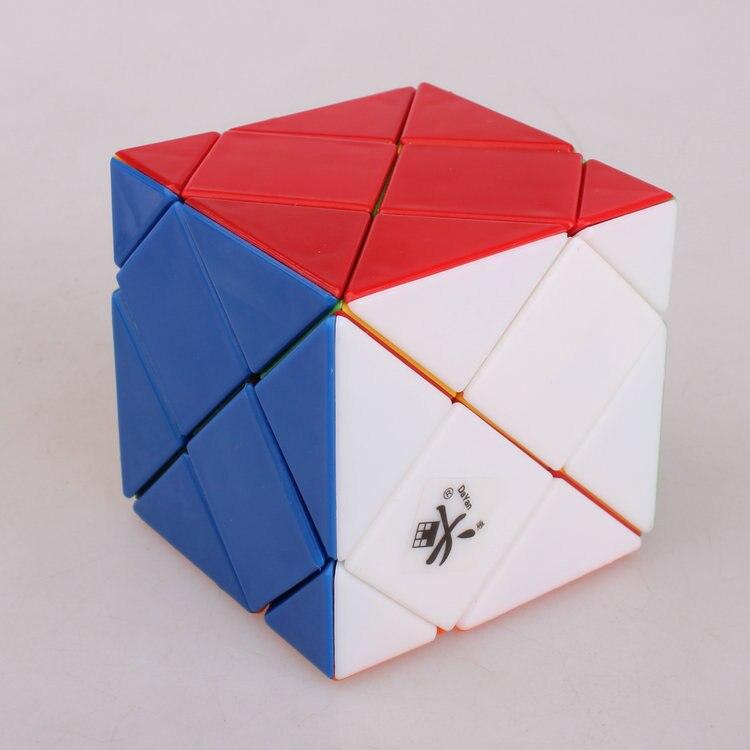 DAYAN Dino Skewb 4x4 Cube Magic Cube Puzzle Toys(57mm)