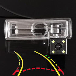 Intelligent Dynamic Trajectory Tracks Car Rear View Camera For Toyota Camry Echo Yaris Picnic Saloon Vios Belta SportsVan Verso