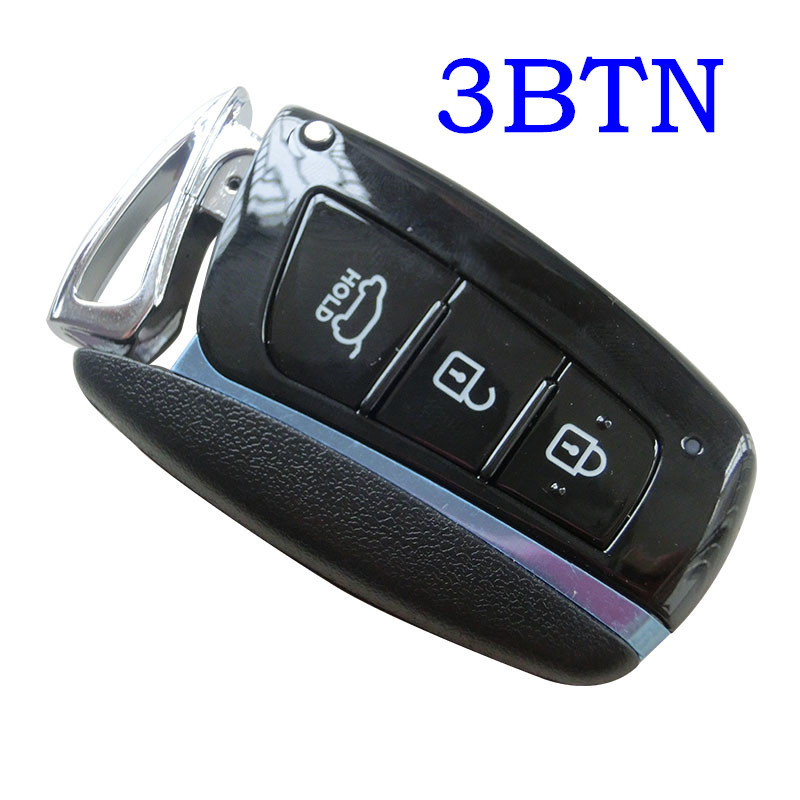 Replacement Key Shell Fit for Hyundai Genesis 2013-2015 Santa Fe Equus Azera Remote Control Parts Car Accessories