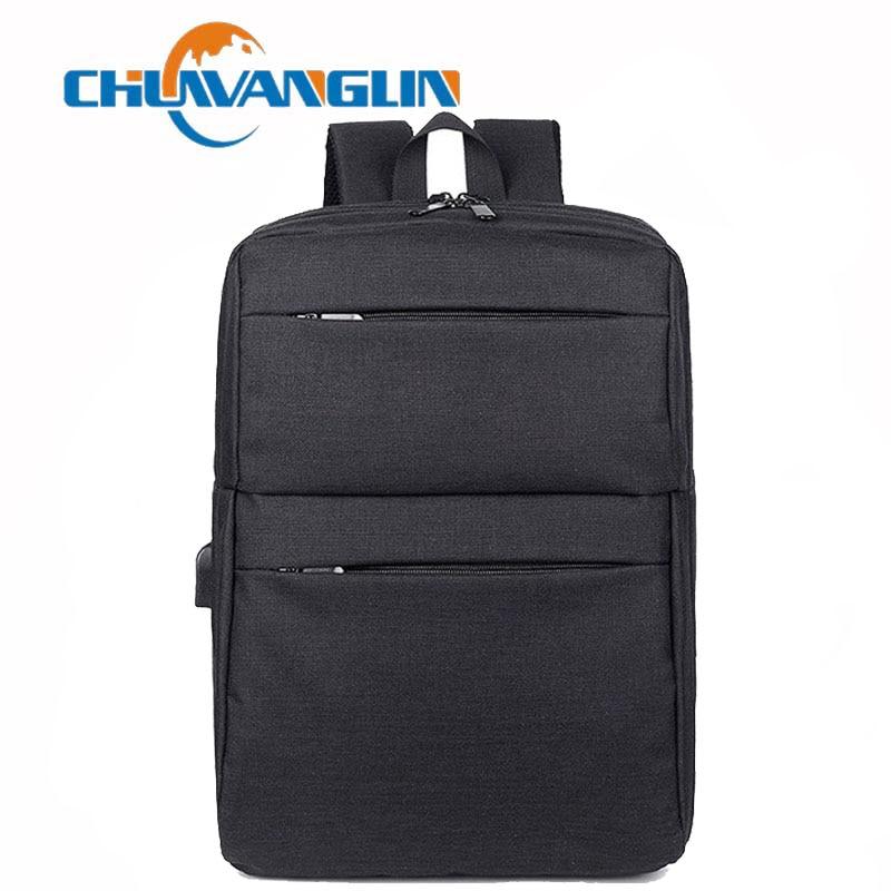 Kompetent Chuwanglin Casual Schule Taschen Männer Rucksack Mode Wasserdichte Reisetasche Große Kapazität Laptop Rucksack Männlichen Tasche A3601 Herrentaschen
