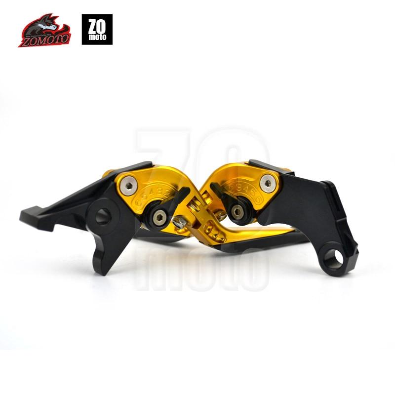 Motorcycle Folding Scalable CNC  Brakes Clutch Levers FIT FOR SUZUKI SV650 2016 DL650/V-STROM 11-12 GSR600 2006-2011 motorcycle folding scalable cnc brakes clutch levers for honda cb1000r 08 16 cbr1000rr fireblade 04 07 cb1000r 08 11