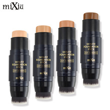 MiXiu Brand professional makeup Face concealer eyes foundation contour Stick palette whitening beauty skin Concealer cosmetic цена