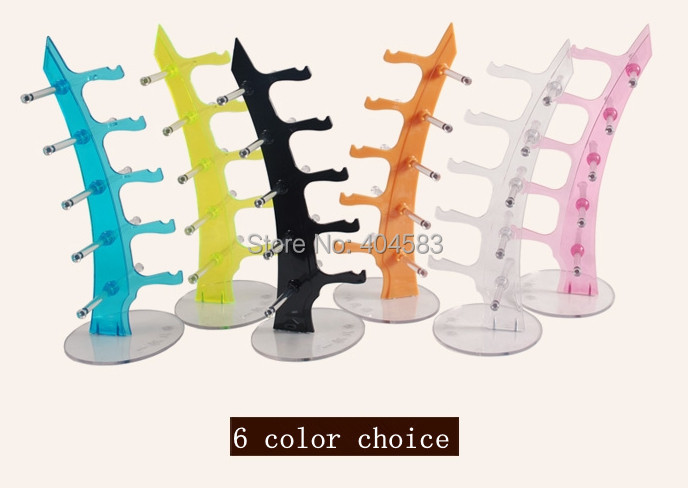 New 5 Pcs Plastic Reading Tools Thumb Thing Book Markers Bookmark Page Holders C