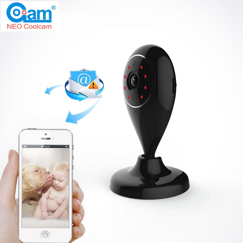 NEO COOLCAM NIP-55 HD 720P Mini WiFi IP Camera Wireless P2P Baby Monitor Network CCTV Security Camera with IR-cut