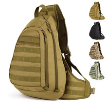 Multi-funcional de pecho masculino bolsa de pecho bolsa de viaje Populares bolsa de ocio bolsa mochila de nylon resistente al desgaste de alta calidad