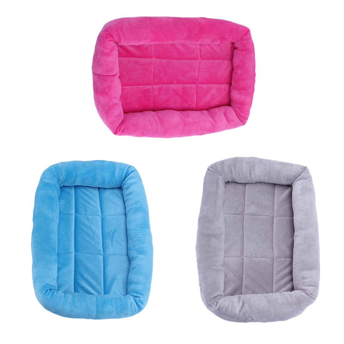 High Quality Soft Small Breed Dog Bed Sofa Mat House Cat Pet Bed House For Small Dogs Blanket Cushion Basket Supplies #2