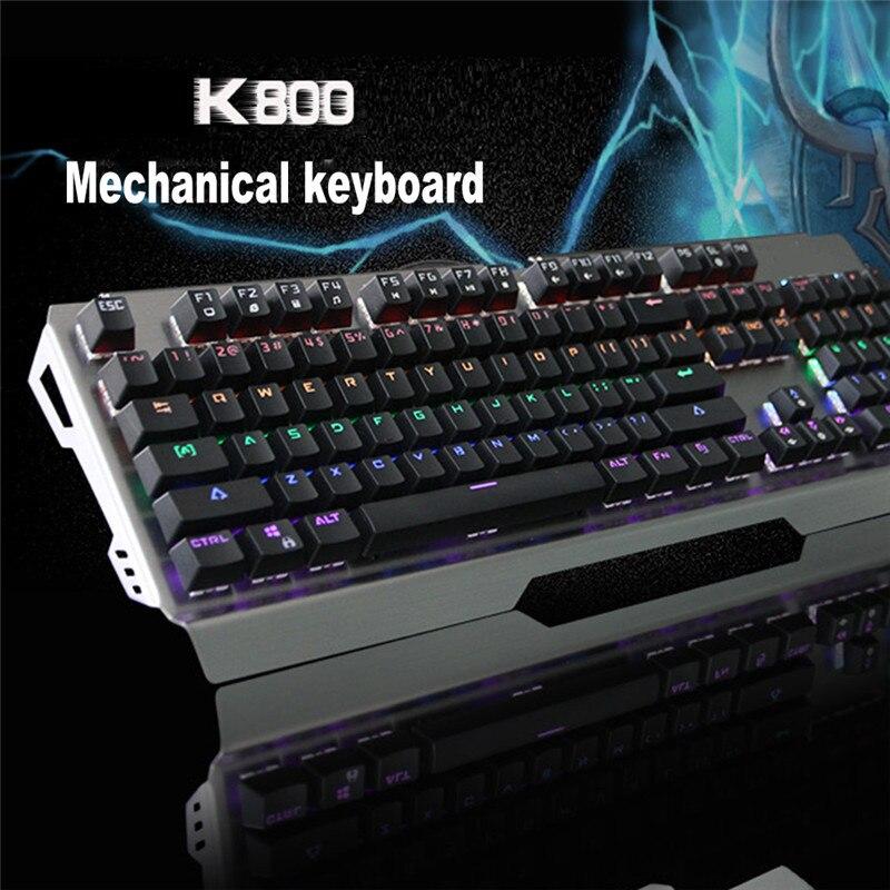 Mechanical Gamer Keyboard Powered