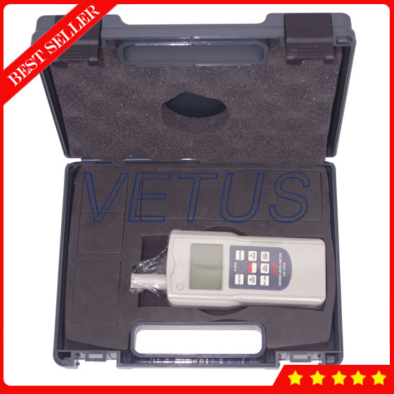 US $233 64 10% OFF|AS 156B LCD Digital Sound Level Meter Noise Detector  with 3 measuring range-in Sound Level Meters from Tools on Aliexpress com |