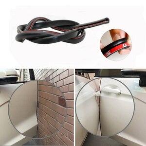 Osłony krawędzi drzwi samochodu wykończenia listwa ochronna do formowania zabezpieczenie przed zarysowaniem dla Audi A3 A4 A5 A6 A7 A8 B6 B7 B8 C5 C6 TT Q3 Q5 Q7 S3 S4