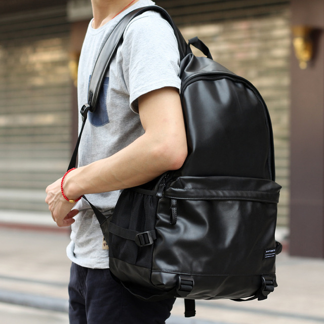 Men backpack big size travel bag leather backpack student school bags for  teenagers famous brands women 839549d7dfae7