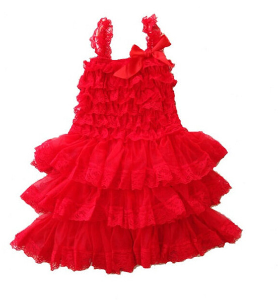 9b8c7c4d4 08) 24pcs lot DHL Free Aqua Ruffle Lace Chiffon Flower Dress Baby ...