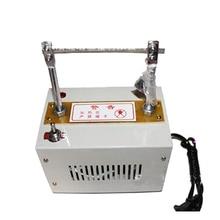 Плетение стандартной горячей резки ручной горячей резки ленты, машина для резки ленты машина Th-103