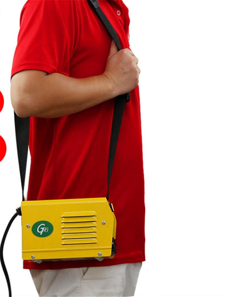 Für freies IGBT 20-250A 110/220V Inverter Arc Elektrische Schweißen Maschine MMA/ARC Schweißer für Schweiß Arbeiten und Elektrische Arbeits