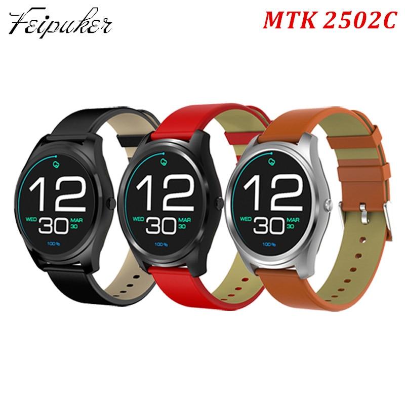 imágenes para Z4 MTK2502C IP67 Impermeable Monitor de Ritmo Cardíaco Reloj Inteligente Control Remoto Cámara mensaje push para Ios y Android teléfono