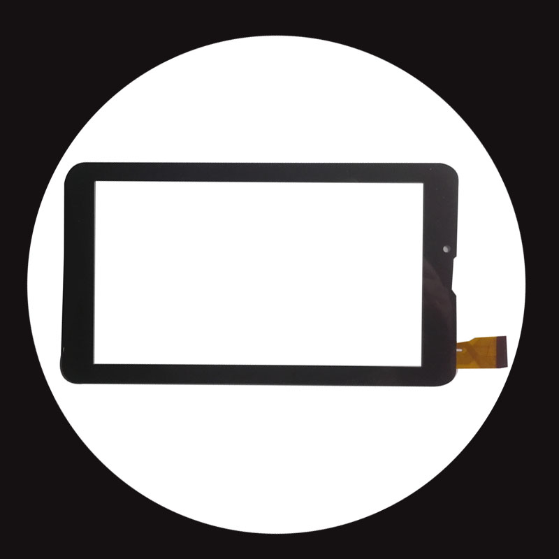 20pcs film + 7 Inch Touch DY08087(V1) Touch Screen Panel Digitizer Glass Replacement DY08087 V1 new Screens