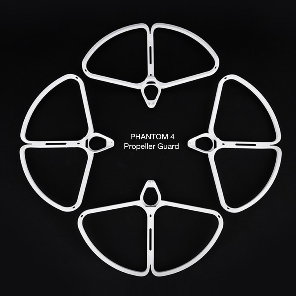 Hot.DJI Phantom 4 RC Drone Spare Parts 4Pcs Propeller Guard (Frame) for RC Quadcopter