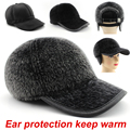 BFDADI 2016 new,fashion leisure baseball caps,men winter peaked hats,3 kinds of styles Free shipping