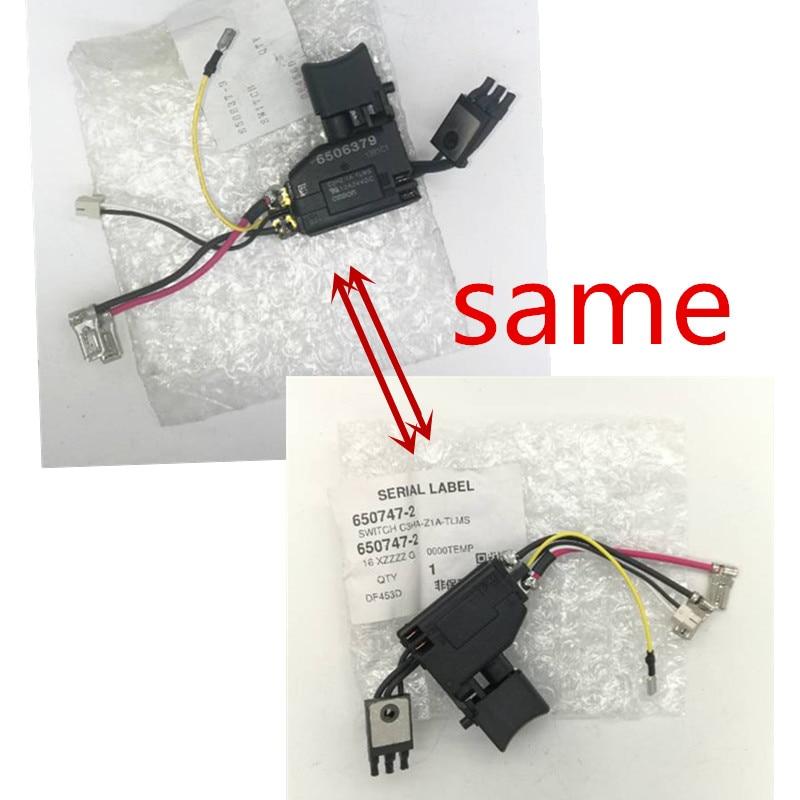 Schalter Für 6506379 DDF456Z BHP446Z BDF456Z BDF456RFE BDF446Z
