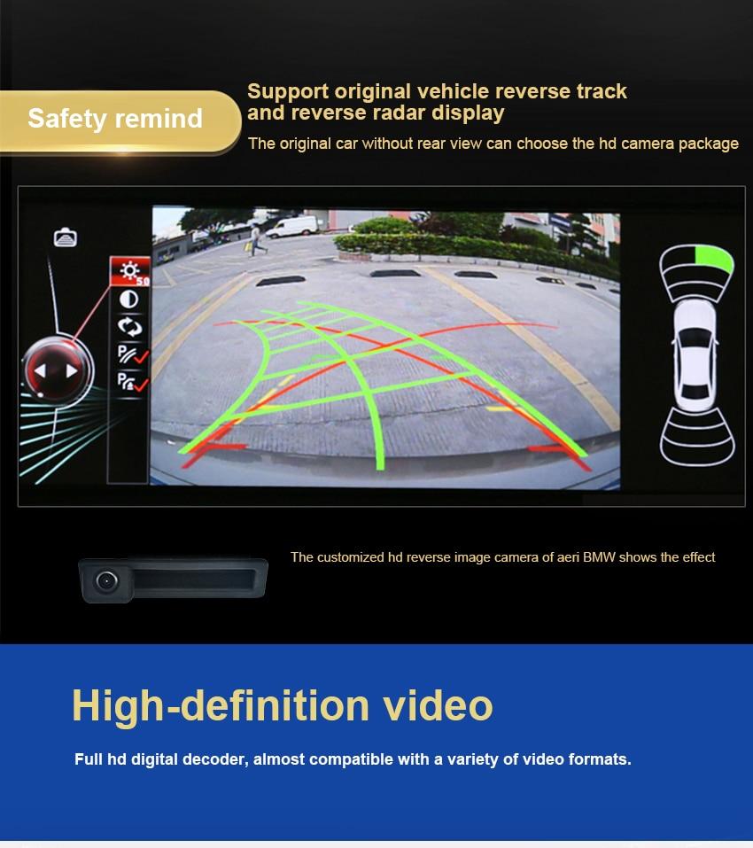 16 Koason Android Auto GPS Stereo for BMW E60 3 series CIC 2009-2010