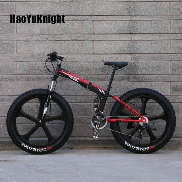 26 Inch Beach Snow Bike Large Rough Width 4 0 Tires Men And Women