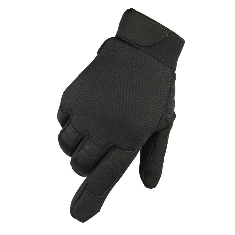 Outdoor Tactical Gloves Army Military Bicycle  Hiking Climbing Shooting Paintball Camo Sport Full Finger Gloves