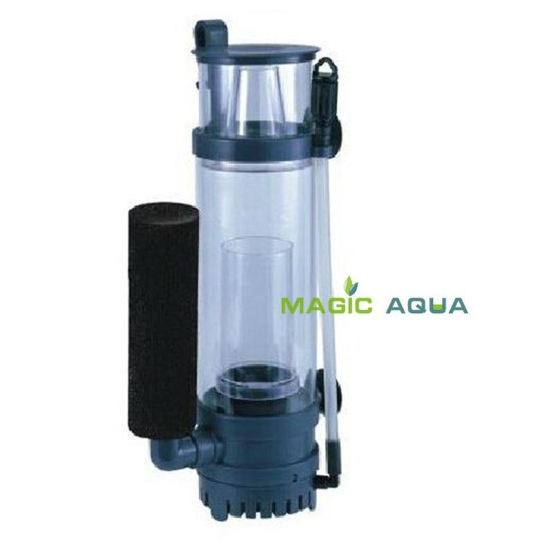 Protein skimmer wg 308 wg 310 220 240v for 80 120l marine for Aquarium 120l