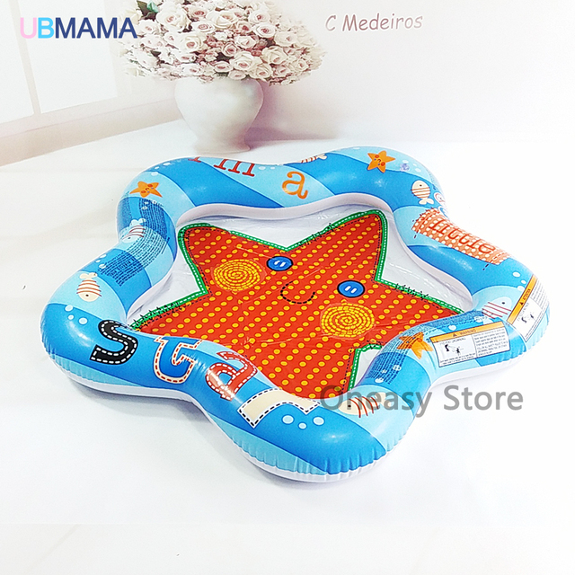 Star Style Cute Cartoon Inflatable Swimming Water Pool  Ocean Ball Children Playground  Safety Portable piscina bebe  zwembad