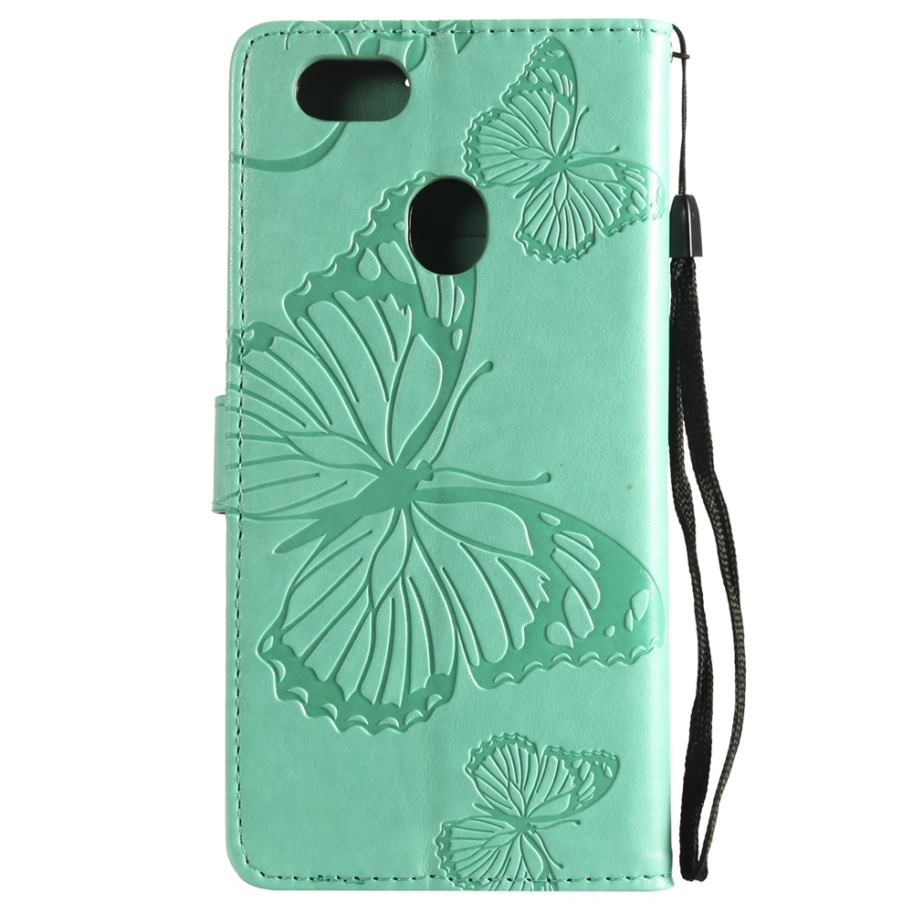 Case For OPPO F5 Cut 3D Butterfly Stand PU Leather Flip Case For OPPO F5 Phone Case Cover Shell Coque