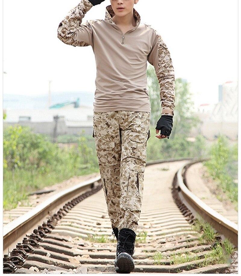 Tactical ejército Caza ropa MultiCam combat Uniform Gen 3 + ...