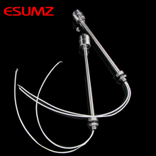 Free shopping 300mm Stainless Steel Float Switch Single Ball Water Level Sensor
