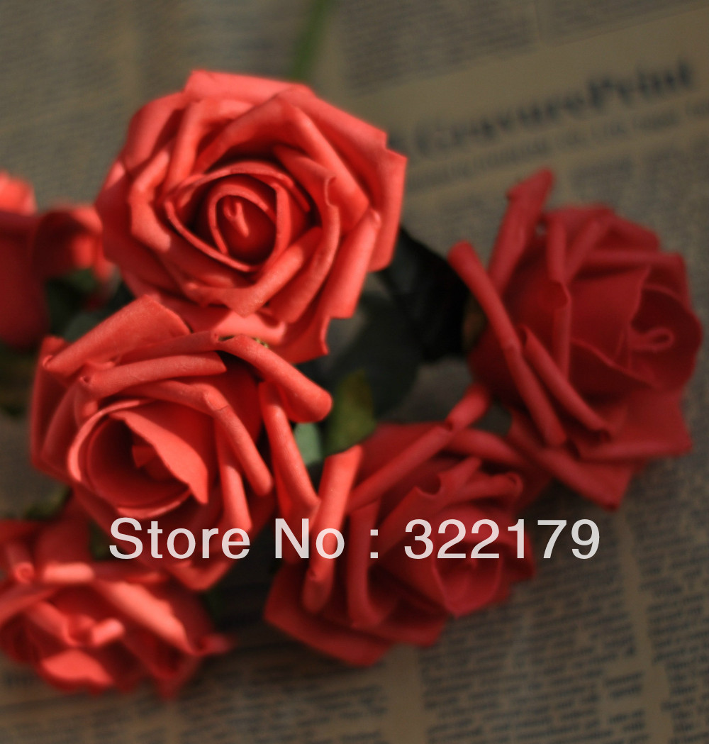 Buy Ruby Wedding Flowers And Get Free Shipping On AliExpress