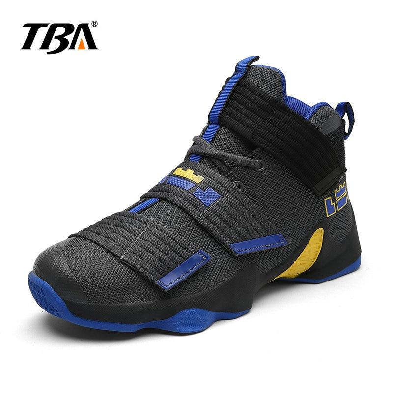 Bescheiden 2019 Neue Männer Der Professionelle Basketball Schuhe Mann High Top Sneakers Unisex Lifestyle Basketball Schuhe Für Liebhaber 36-45 Turnschuhe Basketball-schuhe