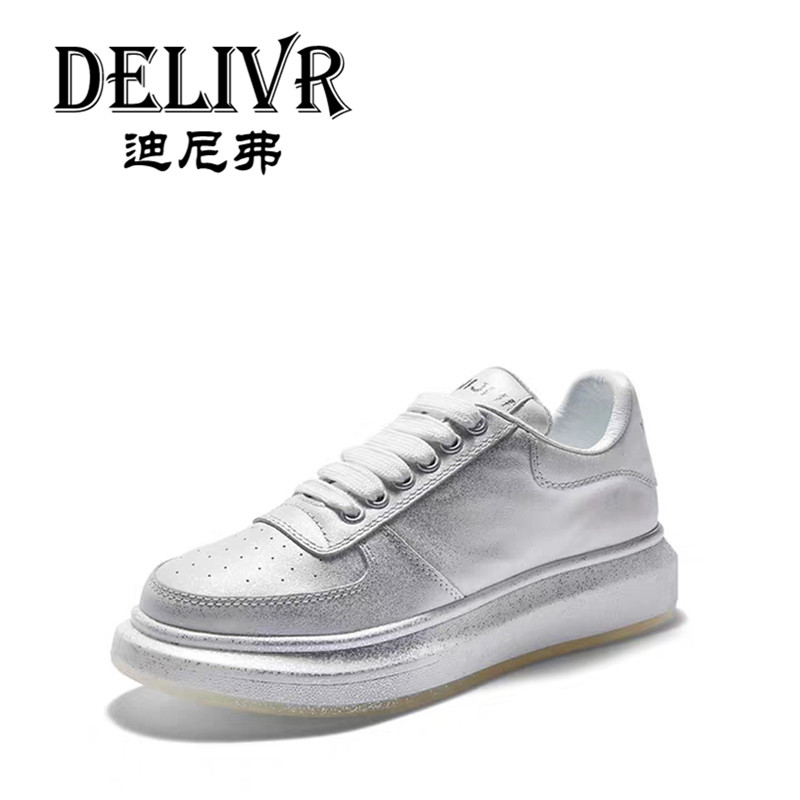 Delivr 2019 Spring Solid Chunky Shoes Platform Women Casual Sneakers Thick Sole Harajuku Fashion Ladies Casual Shoes WomenSDelivr 2019 Spring Solid Chunky Shoes Platform Women Casual Sneakers Thick Sole Harajuku Fashion Ladies Casual Shoes WomenS