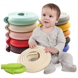 2 M Tira Guarda de Crianças Mesa De Proteção Produtos da Segurança Do Bebê Borda De Vidro Móveis Bar Acidente Horror Canto (bege)