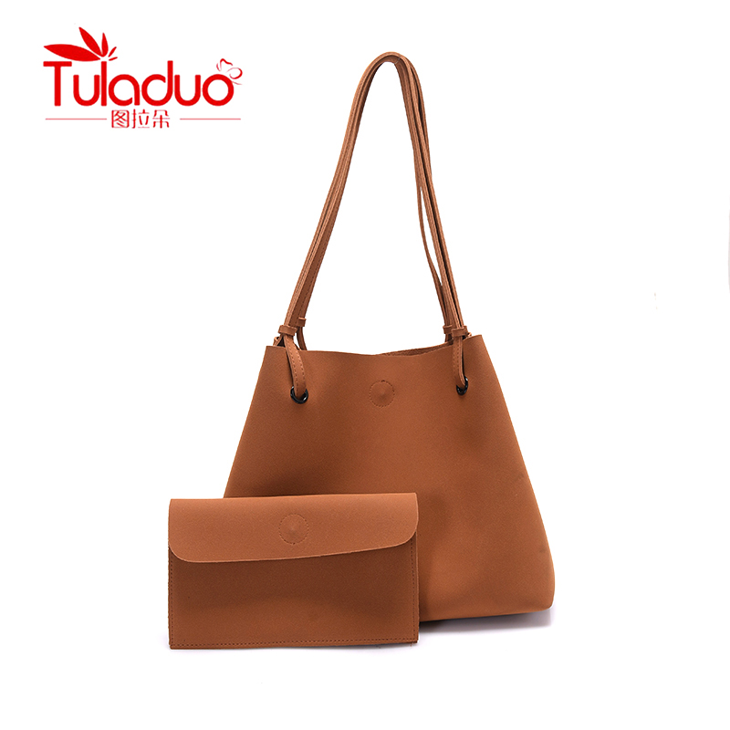 TULADUO Fashion Female Shoulder Bag New Women Messenger Handbags Ladies PU Leather Composite Bag Tote Small