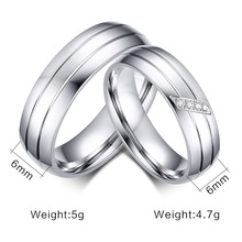 Modyle Famous Brand Lovers Rings