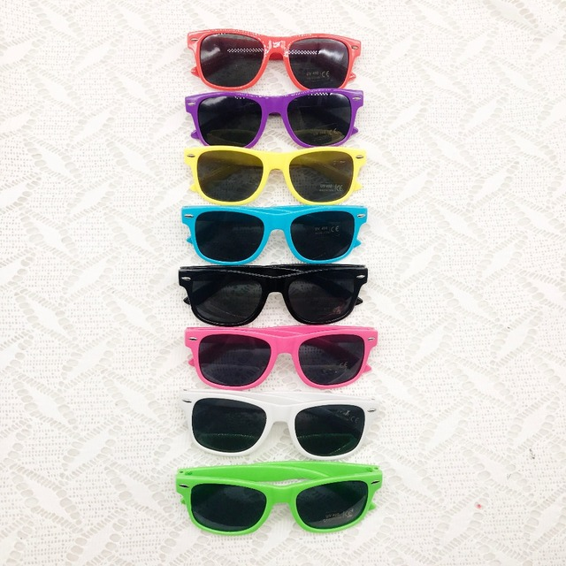 bc75f58976 Kids Sunglasses Neon Party Sunglasses 24 Pack Mix Color Sunglasses Gift  Party Favors Toys Goody Bag Favors Fun For Kids