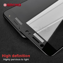 9H 2.5D Full Cover Tempered Glass for Samsung Galaxy A3 A5 A7 2016 2017 Screen Protector Film for Samsung Galaxy S7 glass cover
