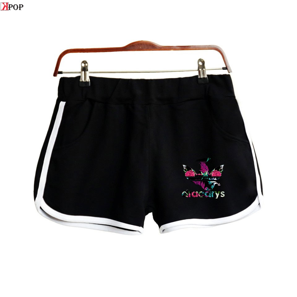 Game of Thrones Dracarys Kpop Workout Waistband Sexy Skinny 100%Cotton   Shorts   Summer   Shorts   Women Casual   Shorts