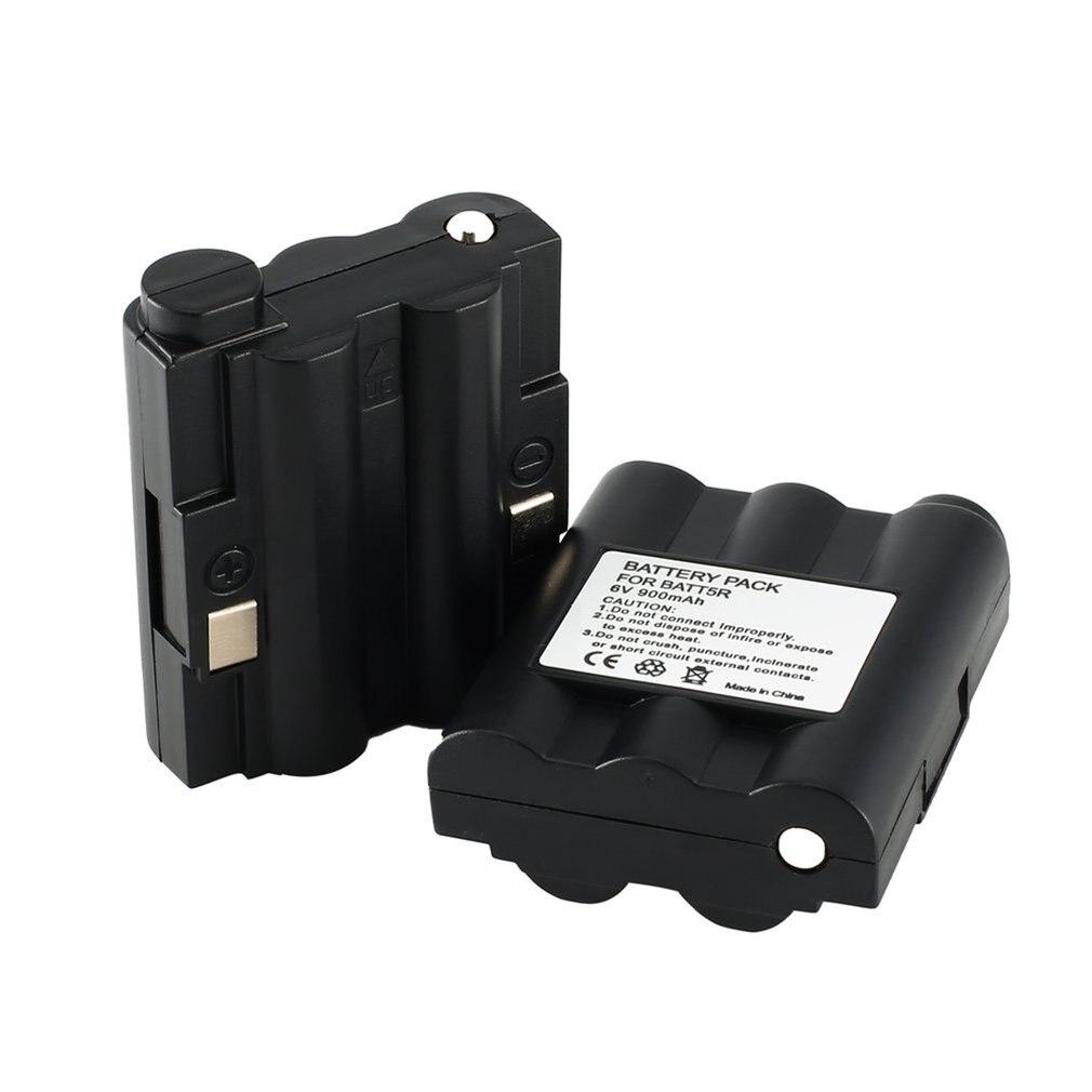 2 pcs BATT5R AVP7 Substituição Bateria Recarregável para 2 BATT-5R AVP7GXT Midland Walkie Talkie e Outros Série GXT GMRS Rádios
