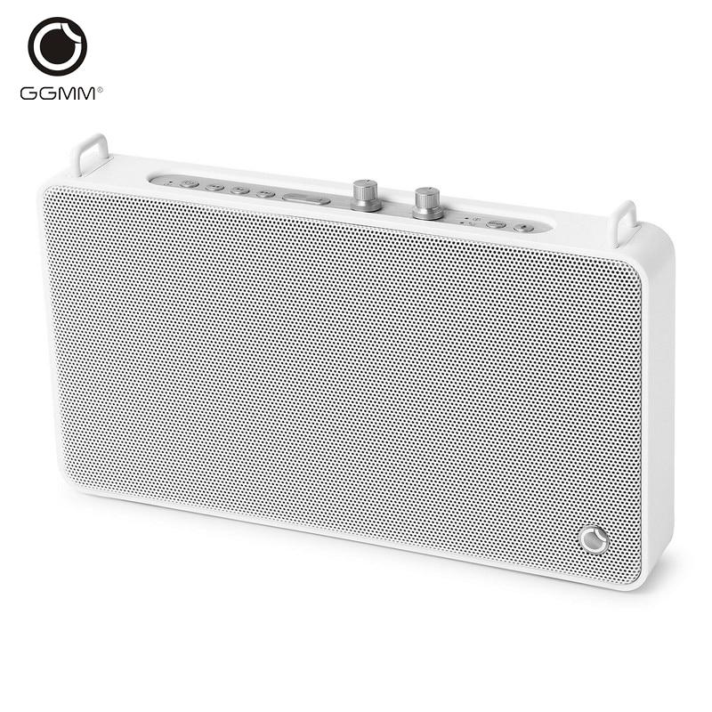 GGMM E5 Bluetooth Speaker Portable Wireless Speaker Home Theater Party Speaker Handsfree Call Stereo font b