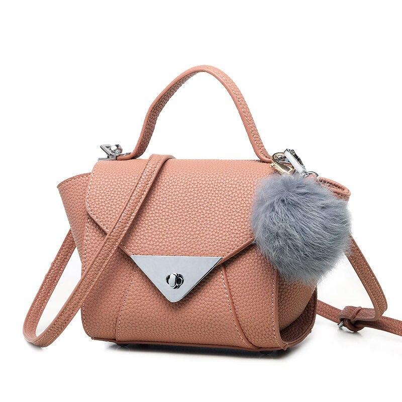 High Quality Fashion Bag Feminine Litchi Stira Leather font b Handbag b font 2016 New Designer