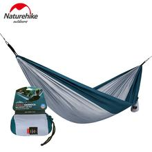 Naturehike 1 Person 2 People Outdoor Hammock Swings Hanging Tent Portable Sleeping Bed Ultralight Single Double Camping