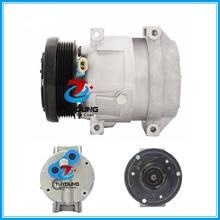 Auto ar condicionado compressor para Chevrolet Cruze Lacetti Epica 2.0i 2.5i 95954659 96409087 96801525 730067 715113 715324