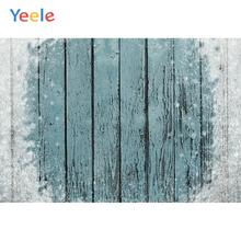 Yeele Wood Natural Backdrops Floor Nice Snowflakes Photography Personalized Photographic Backgrounds For Photo Studio