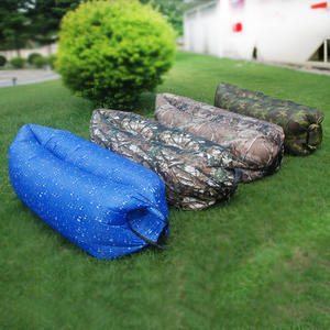 Ready Camouflage Inflatable Airsleep Camping bed Foldable