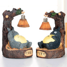 My Neighbor Totoro – Sleeping Totoro Mini Coin Bank with Night Lamp – 2 Styles Available