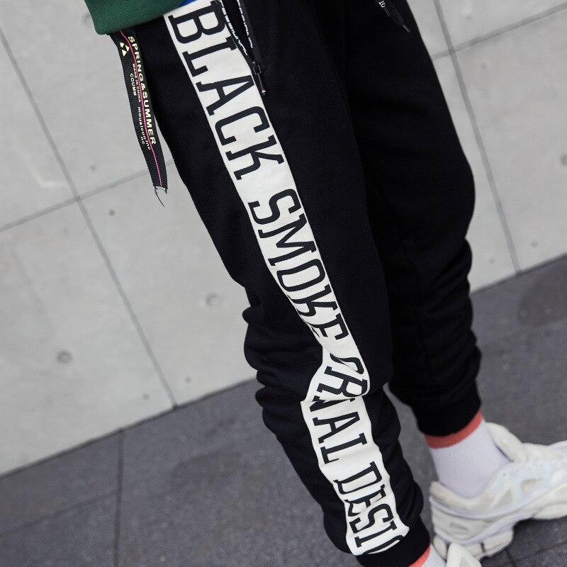 Mens pantalon streetwear survêtement hip hop hiver lettre soprtpants harajuku Noir la peur de dieu lunettes de soleil pacific coast kanye west pantalons