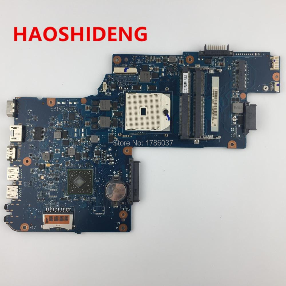 For Toshiba Satellite L850D L855D C850D C855D series Motherboard .All functions fully Tested ! free shipping for toshiba satellite l850d l855d c850 c855d c850d series motherboard plac csac uma main board fully tested